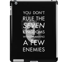 The Antisocial King iPad Case/Skin