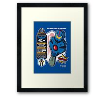 Pacific Ice Cream - Gipsy Fresher Framed Print