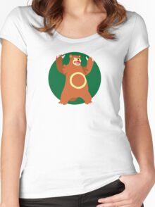 Ursaring - 2nd Gen Women's Fitted Scoop T-Shirt