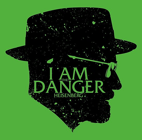 I am the Danger by Olipop