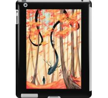 """My Glooms """"First contact"""" iPad Case/Skin"""
