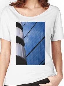 Skyscrapers Women's Relaxed Fit T-Shirt