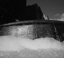 Fountain Foam by David Petranker