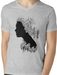 Where is my mind Mens V-Neck T-Shirt