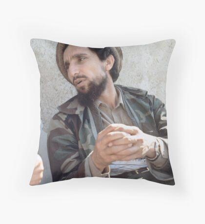 AL-JIHAD AL-AKBAR Throw Pillow