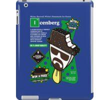 Icenberg iPad Case/Skin