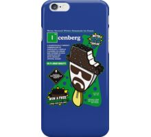 Icenberg iPhone Case/Skin
