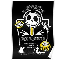 Nightmare Before Summer - Jack Frostington Poster