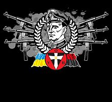 Ukrainian Insurgent Army (Roman Shukhevych) by losfutbolko