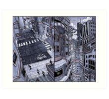 Dörfler 10A Art Print