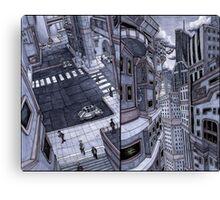 Dörfler 10A Canvas Print