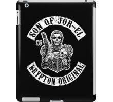 Son of Jor-El iPad Case/Skin