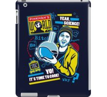 Pinkman's World iPad Case/Skin