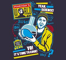 Pinkman's World Unisex T-Shirt
