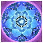 Blue Lotus by JenLand