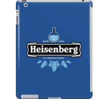 Heisenberg Blue Sky Crystal iPad Case/Skin