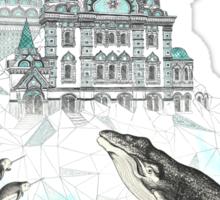 St. Peter's Iceburg Sticker