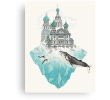 St. Peter's Iceburg Canvas Print