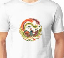 Asian Art Chinese Phoenix Unisex T-Shirt