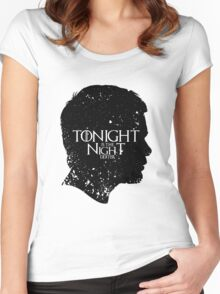 Tonight is the Night Women's Fitted Scoop T-Shirt