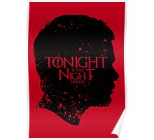 Tonight is the Night Poster