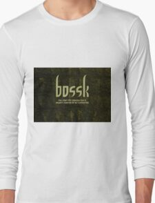 Bossk Long Sleeve T-Shirt