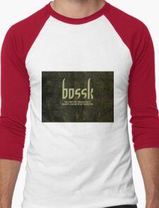 Bossk Men's Baseball ¾ T-Shirt