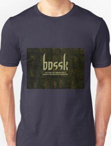 Bossk Unisex T-Shirt