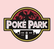 Poke Park Kids Clothes