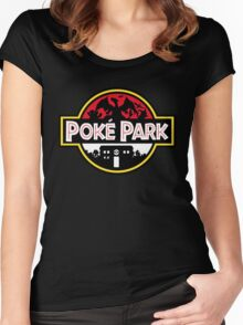Poke Park Women's Fitted Scoop T-Shirt