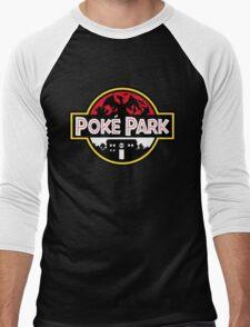 Poke Park Men's Baseball ¾ T-Shirt