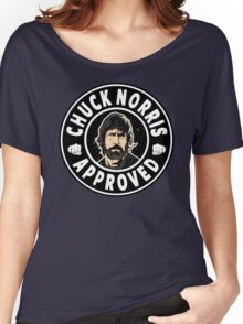 Chuck Norris Approved Women's Relaxed Fit T-Shirt