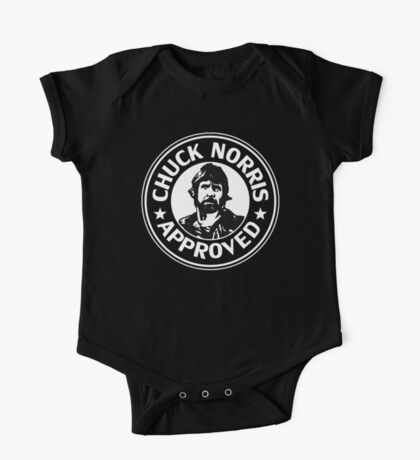 Chuck Norris Approved One Piece - Short Sleeve
