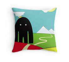 The Sky Maker Throw Pillow