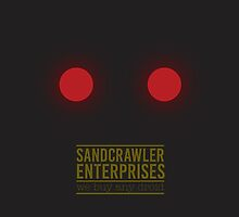 Sandcrawler Enterprises - Jawa - Star Wars by WASABISQUID