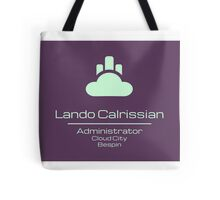 Lando Calrissian - Star Wars Tote Bag