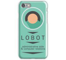 Lobot - Star Wars iPhone Case/Skin