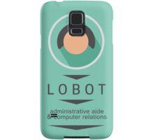Lobot - Star Wars Samsung Galaxy Case/Skin