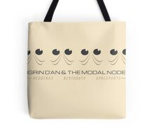 Modal Nodes - The Cantina Band - Star Wars Tote Bag
