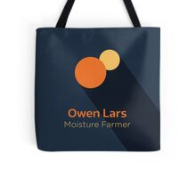 Owen Lars - Star Wars Tote Bag