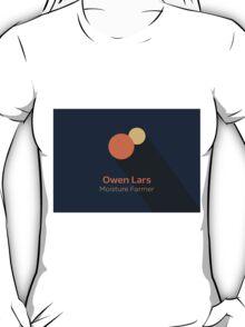 Owen Lars - Star Wars T-Shirt