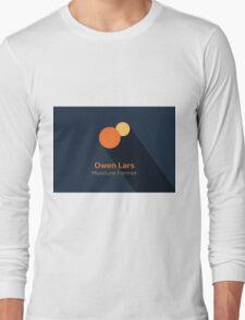 Owen Lars - Star Wars Long Sleeve T-Shirt