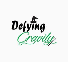 Defying Gravity Womens Fitted T-Shirt