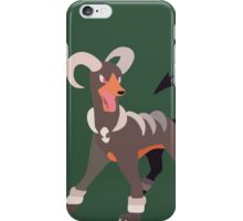 Houndoom - 2nd Gen iPhone Case/Skin