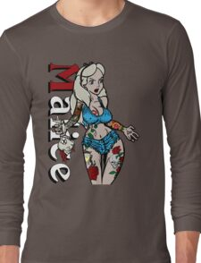 Bad Alice - Malice On Contraband Long Sleeve T-Shirt