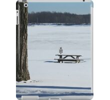 Snow Kidding iPad Case/Skin