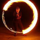 Burning Ring of Fire by ozecard