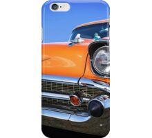 57 Chevrolet iPhone Case/Skin