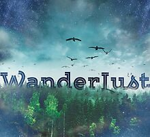 Wanderlust by HappyMelvin