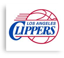 clippers Canvas Print
